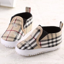 Fashion Classic Leisure Shallow Newborn Baby Boy Kids Prewalker Shoes Infant Crib Babe Soft Bottom First Walkers Loafer 0-1 Year(China (Mainland))