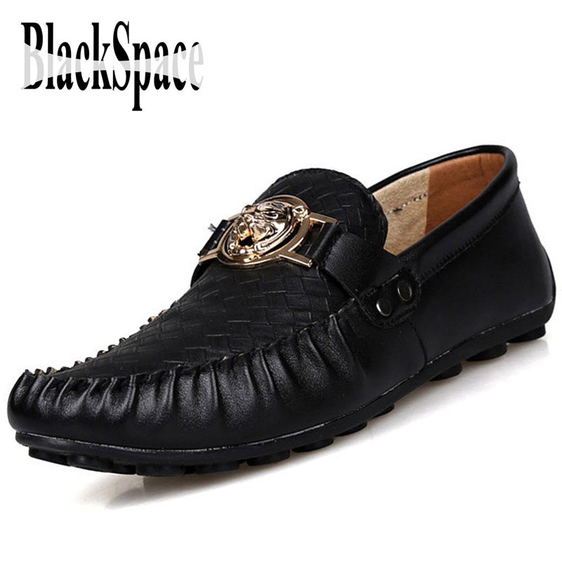 new fashion loafers genuine leather shoes 2016 best