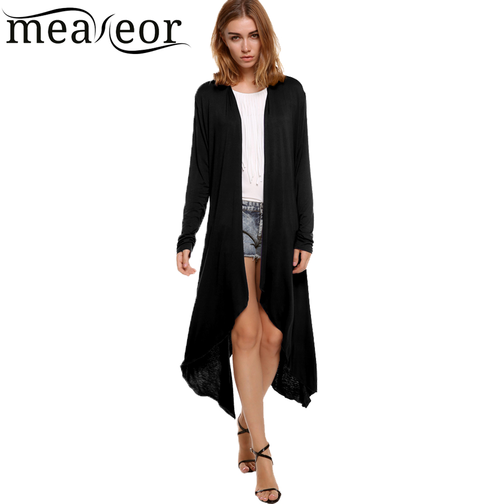 Meaneor Brand New kimono Cardigan Women casual winter female cardigan white black Crochet Knitted Blouse Tops Lady long Sweaters(China (Mainland))