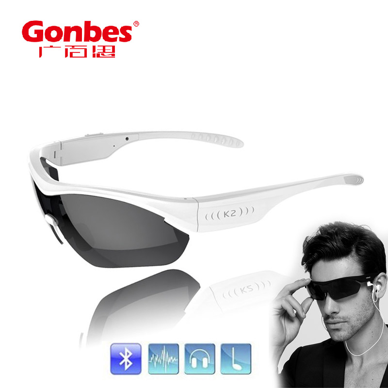 K2 Hands-free Smart Touch Control Sun Glasses Wireless Bluetooth Stereo Headset