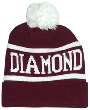 1pc 2015 New Autumn Winter Brand Diamond Beanies Warm Hats Touca Gorros Feminino Bonnets for Fashion