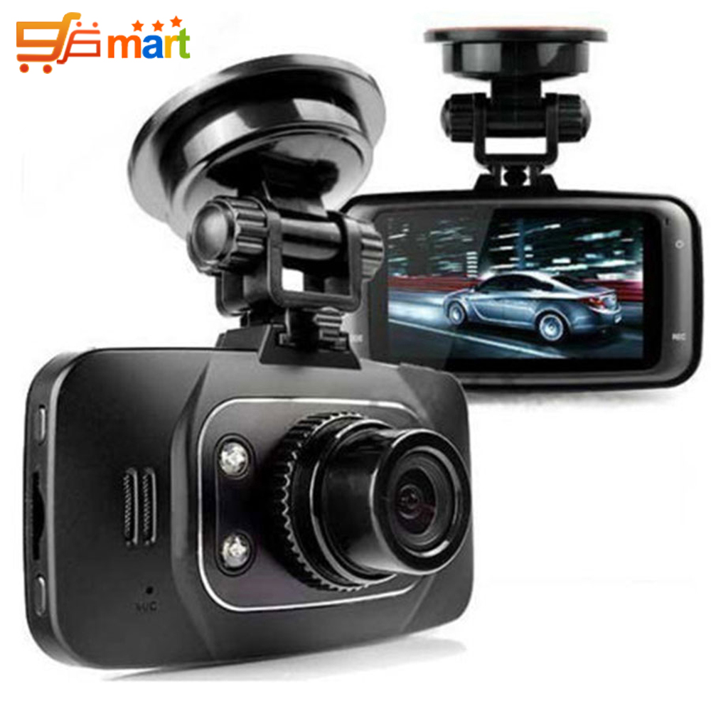 "Original Novatek 96220 Car DVR GS8000L Car Camera Full HD 1080P 2.7"" Video Recorder Dash Cam Night Vision Registrator DashCam(China (Mainland))"