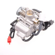 24mm Carburetor Carb For Honda GY6 125cc 150cc ATV 125 PD24J Scooter Go Kart [PX01]