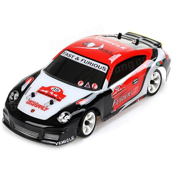 30Km/H Wltoys K969 1/28 2.4G 4WD Brushed RC Car Drift Car New Arrival High Quality(China (Mainland))