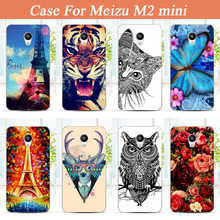 Buy plastic Hard back meizu m2 mini case clear cover pattern case for meizu m2 mini cover 5.0 inch meizu m2 mini phone case for $1.49 in AliExpress store