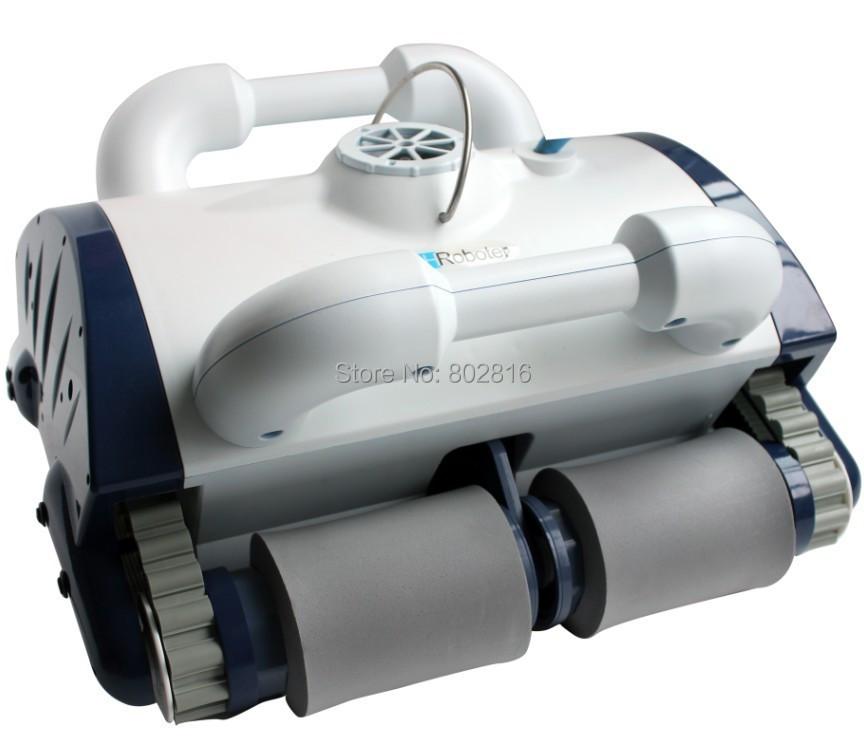 Smart Swimming pool cleaning equipment, Automatic vacuum pool cleaner,Robot pool cleaner for Irregular shape swimming pool(China (Mainland))