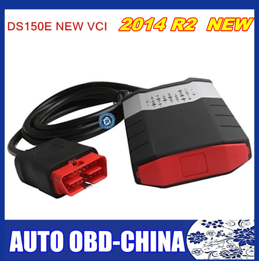 2014 R2 lowest price and New Disign DS150E CDP Pro VCI Diagnostic Tools & Equipment DS150 CDP freeshipping(China (Mainland))