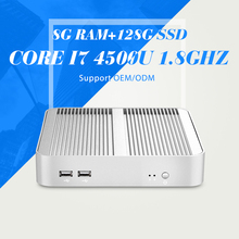 XCY Mini Game Computer I3 4010U I5 4200U I7 4500U 8G RAM DDR3 128G SSD Msata Mini Case Desktop PC Mini PC Computer Desktop PC(China (Mainland))