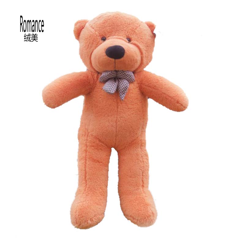 47 inch White/Light Brown/Dark brown/Pink Color 1.2M Giant Size Finished Stuffed Doll Plush Teddy Bear Toy Gift - Shanghai Haoran International Trade Co.,LTD store