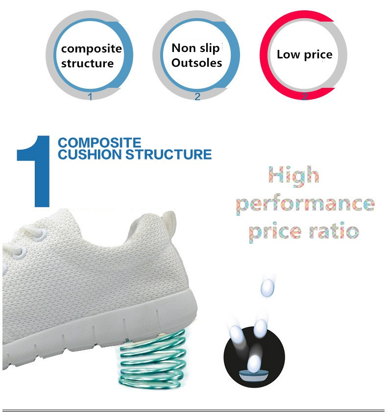 Women Breathable Mesh Shoes Size 35-40 Fashion Women Casual Shoes Zapatillas Deportivas Trainer Free Shipping Ladies Shoes YD85 (7)