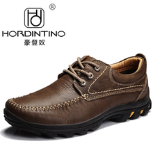 Commercial 8163 fashion casual shoes the trend genuine leather lacing low men's(China (Mainland))