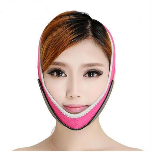 2016 hot new Health Care leeco Thin Face Mask Slimming Bandage Double Chin Face Belt weight loss products massage care(China (Mainland))