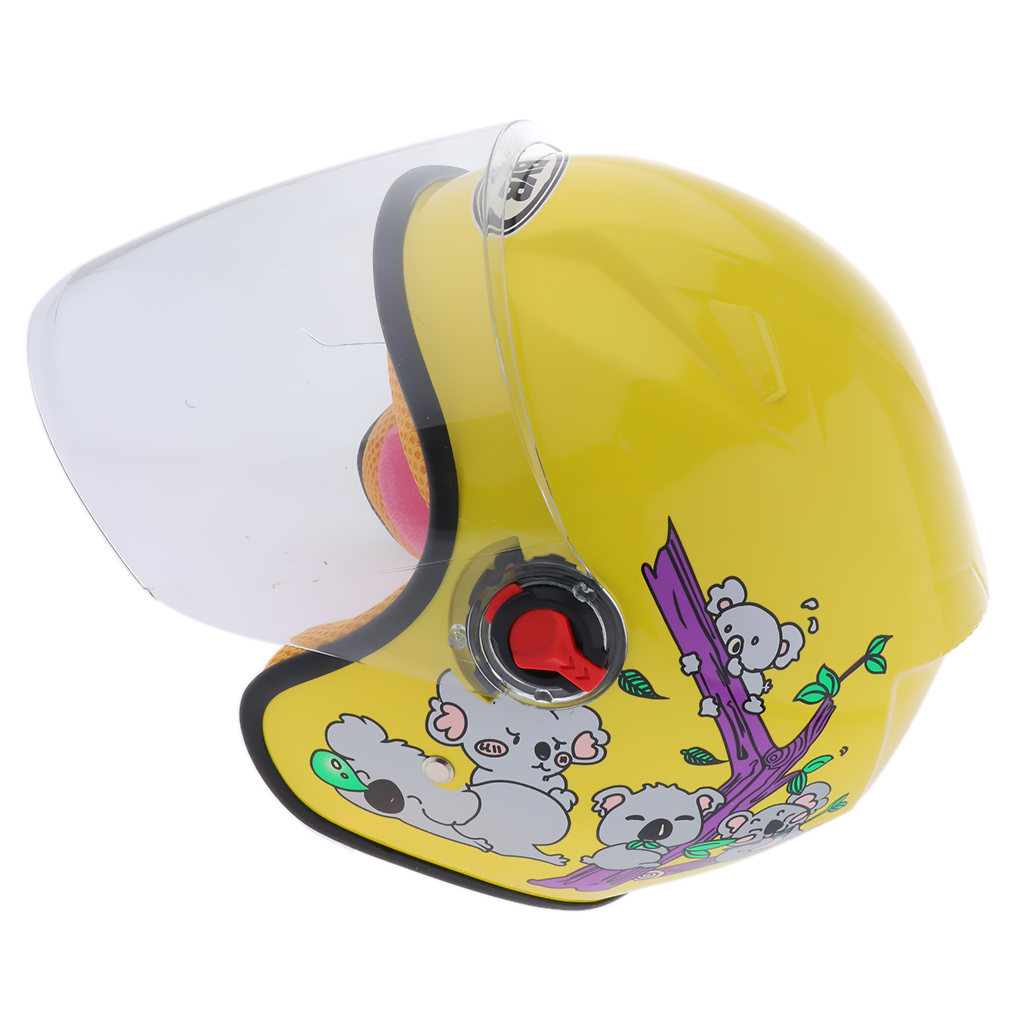 Kids Cute cartoon Bike Skating Helmets Motorcycle Helmet for Skateboarding Roller Skating Inline Skate Scooter for Children