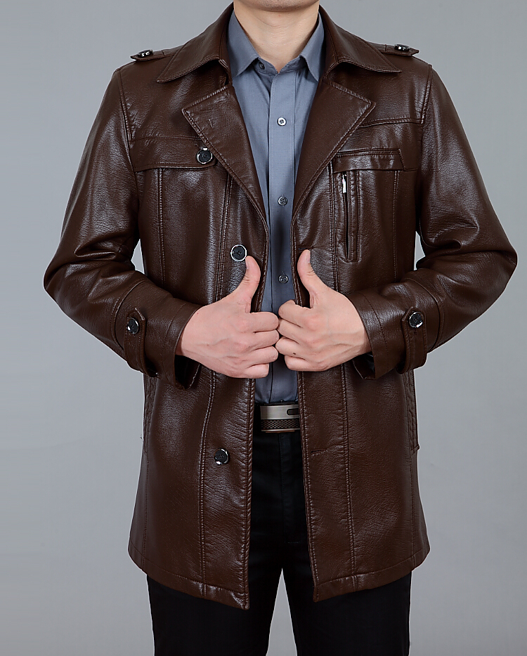 Free shipping han edition men of new fund of 2015 autumn winters sheep fur clothing, mens fashion leather jacket, size M - 4 XLОдежда и ак�е��уары<br><br><br>Aliexpress