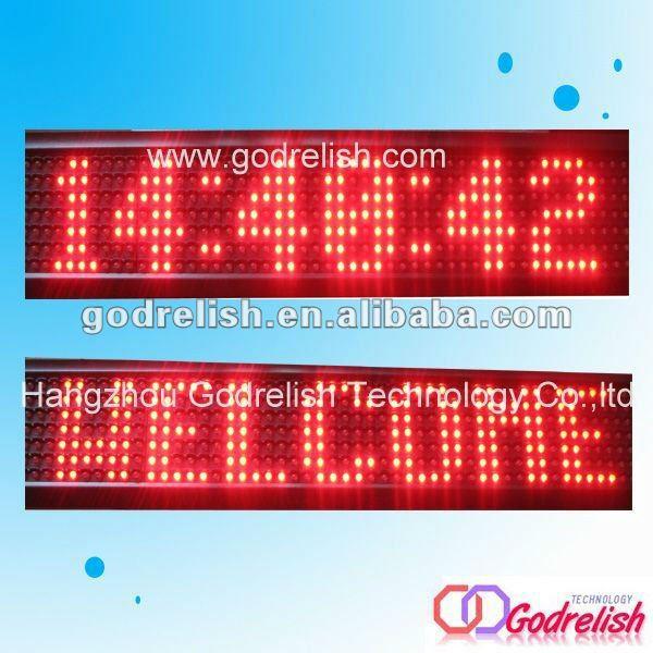 led moving message board(China (Mainland))