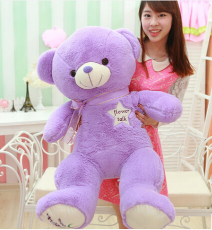 High quality Low price Plush toys Stuffed Doll large teddy bear 1m/big embrace bear doll /lovers/christmas gifts birthday gift(China (Mainland))