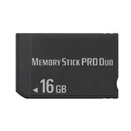 16GB MS Memory Stick Pro Duo Card Storage for Sony PSP 1000/2000/3000 Game Console(China (Mainland))