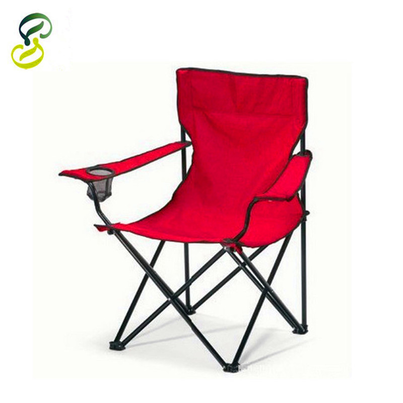 portable fishing chair metal lightweight folding camping. Black Bedroom Furniture Sets. Home Design Ideas