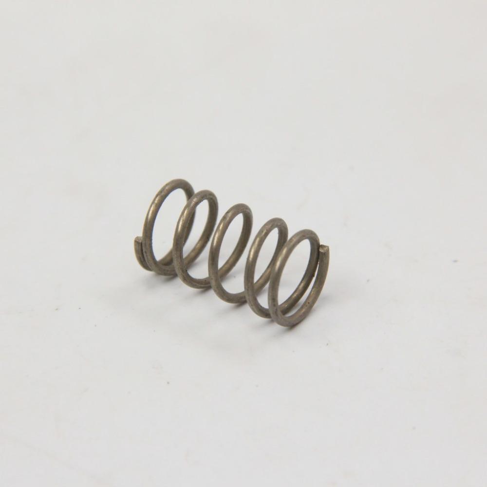 Custom made galvanized metal compression springs supplier(China (Mainland))