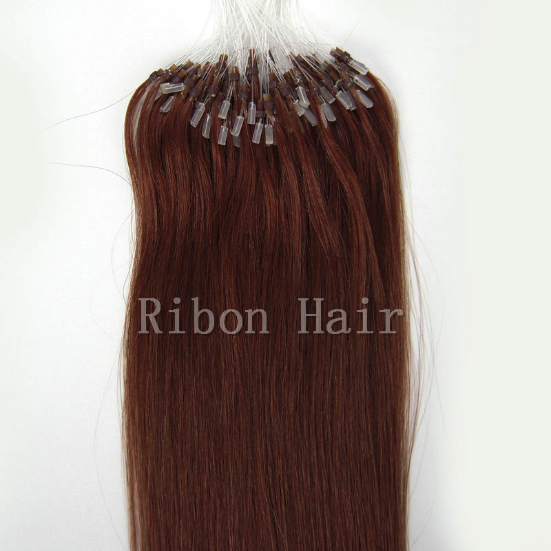 how to put in weft hair extensions with beads