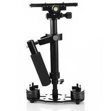 S40+ 0,4 m 40cm faser handheld Steadycam stabilisator für Steadicam canon nikon GoPro aee dslr videokamera(China (Mainland))