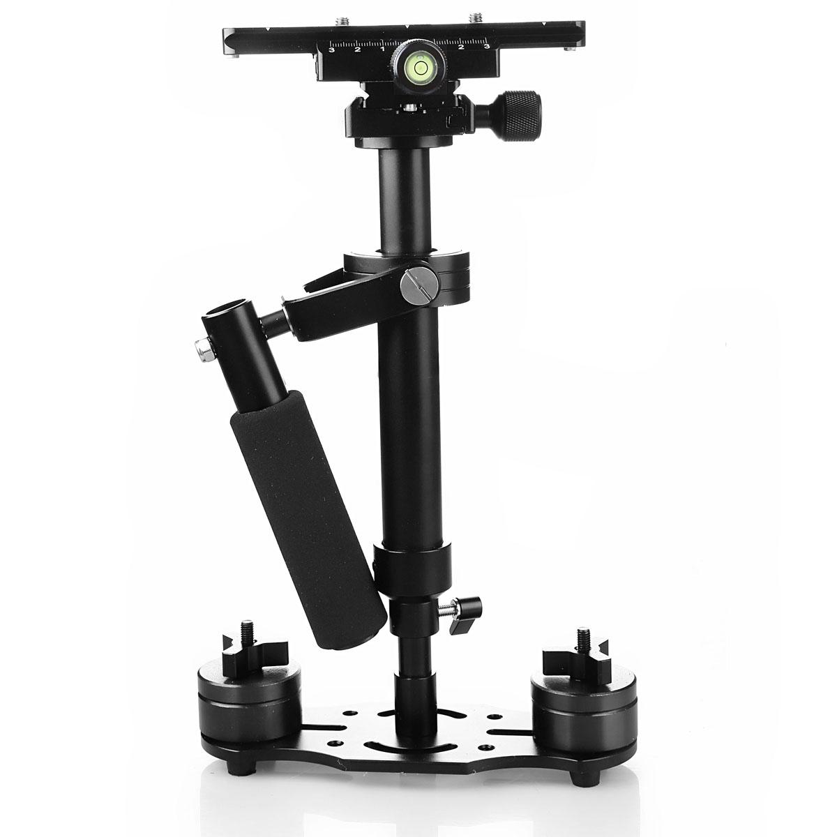 S40+ 0.4M 40CM Carbon Fiber Steadicam Steadycam Stabilizer For Canon Nikon