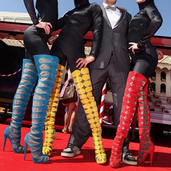11 Knee High Boots