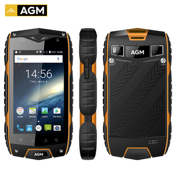AGM A7 4G Lte Waterproof Android 6.0 Shockproof Phone