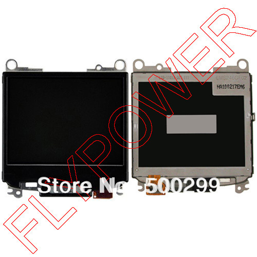 For Blackberry Curve 8520 007 lcd screen display by free DHL, UPS or EMS; 100% used original; 10pcs/lot