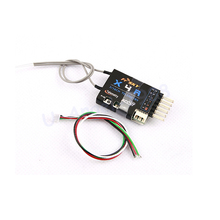 Buy 1pcs FrSky X4R SB 3/16CH 2.4Ghz ACCST Receiver (w/Telemetry) D16 Mode Smart Port High Speed Transmition Sbus Output DIY for $34.78 in AliExpress store