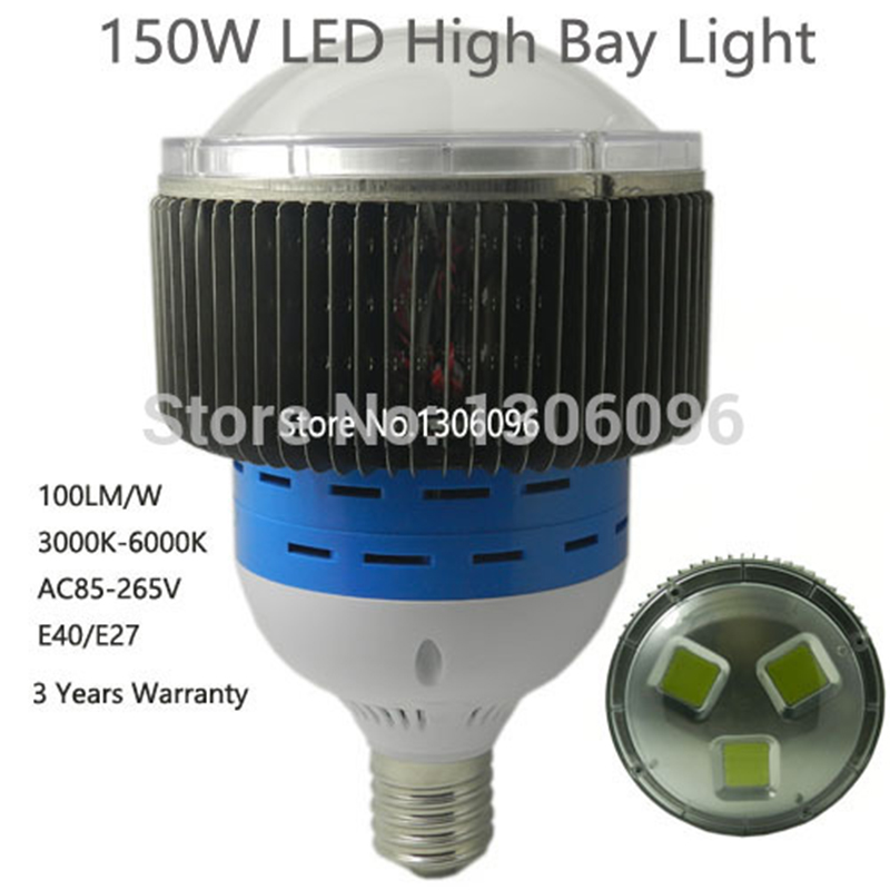 50pcs/lot New 150w High Bay Light LED Industrial Light