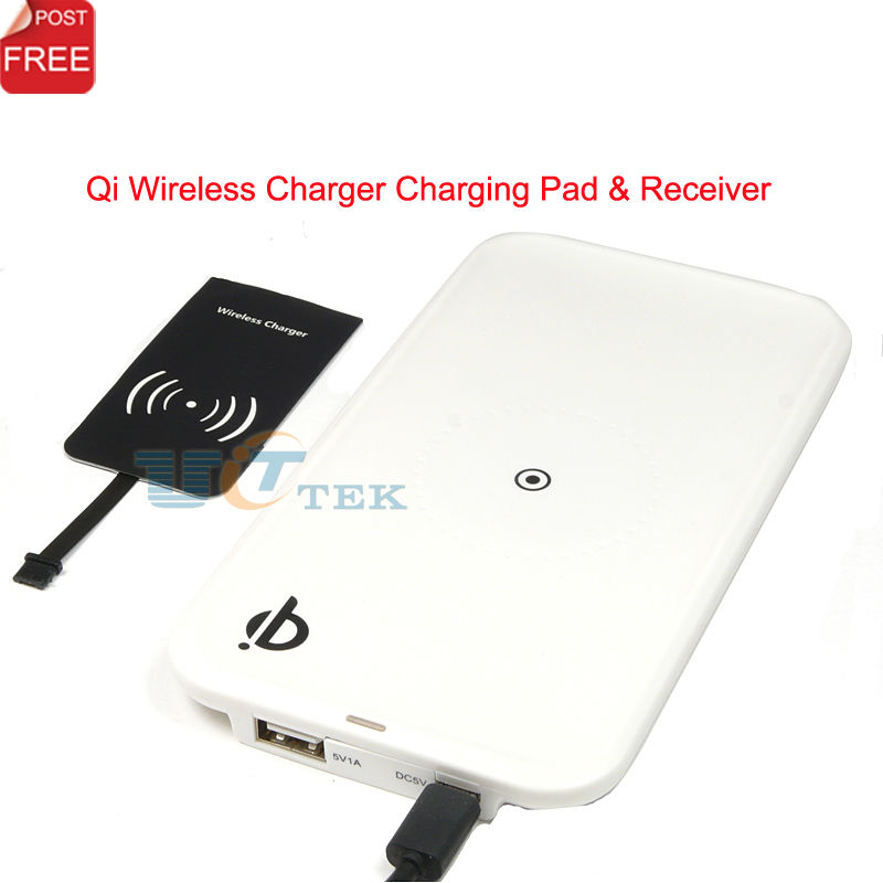 Aliexpress.com : Buy Qi Wireless Charger Charging Pad For