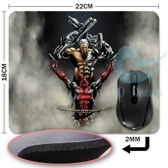 Funny cartoon games design custom rubber mouse pad(China (Mainland))