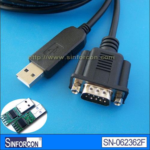 Потребительские товары Sinforcon FTDI FT232 + ZT213, usb/rs232 /db9 , /x 10 & us232r/10 SN-062346f аксессуар ks is usb to rs 232 pl2303 213 ks 213