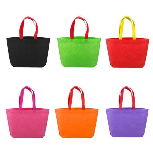 Korean Women Reusable Market Fabric Shopping Bag Tote Shoulder Bag  (China (Mainland))