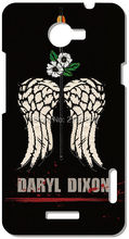 Buy Walking Dead Daryl Dixon Cover HTC one X M7 M8 M9 Samsung Galaxy E5 E7 S3 S4 S5 Mini S6 S7 Edge Plus Note 3 4 5 Case for $3.80 in AliExpress store