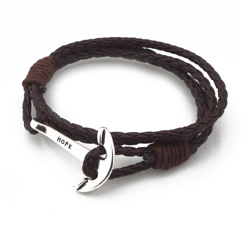 9 Different Types of Leather Bracelets For Men and Women