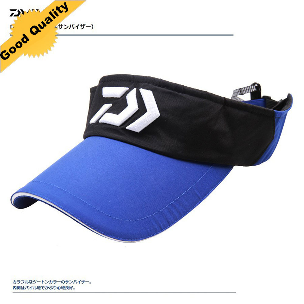 Daiwa outdoor sun breathable fishing hat Camping Hiking Hunting Fishing New summer fishing sun hat fashion with good quality