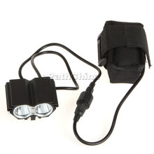 Sale Securitylng 5000 Lumen Waterproof Cree XML U2 LED Bicycle Light Bike Light Lamp Battery Pack