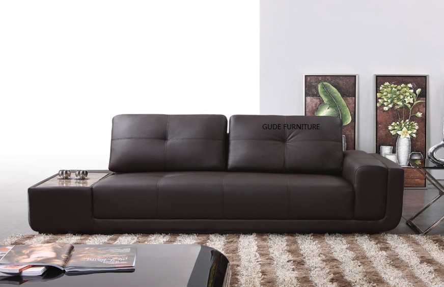New Fashion Modern Leather Sofa For Living Room American Style And Good Selling 2013 In Living