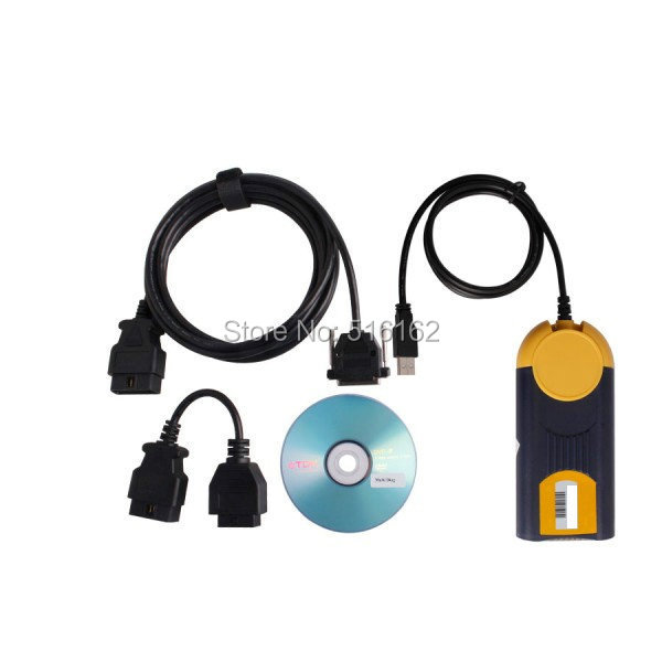 2PCS Fast Shipping Multi-Di@g Access Multi-Diag tool MultiDiag Access J2534 Pass-Thru obd2 Device(China (Mainland))