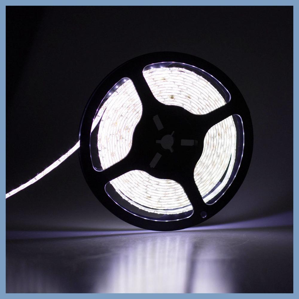 Гаджет  2Years Warranty CE,RoSH 5m 600 SMD3014 LED 12V flexible LED strip light warm/cool white Waterproof Free Shipping  None Свет и освещение