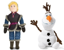 2015 Hot Sale Disny Princess Elsa And Anna Olaf Kristoff Doll 50cm Pelucia Bonecas 1pcs Brinquedo Hot Toys In 2015