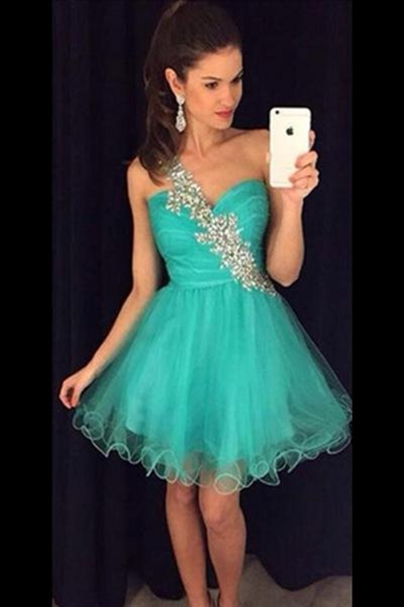 Cute Cheap Homecoming Dresses Promotion-Shop for Promotional Cute ...
