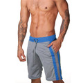 Brand fashion men s sportswear shorts breathable quick drying short pants high quality 100 polyester casual