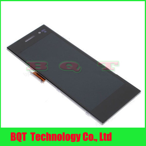 Crazy Promotion: For LG BL40 LCD with touch screen digitizer 100% Guarantee tested Free shipping(China (Mainland))