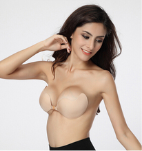 Up bras Strapless Adhesive