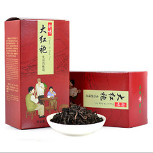 150g Chinese Wuyi oolong Tea taste authentic Wuyi Da Hong Pao premium oolong tea economic fitted home office burn fat food(China (Mainland))