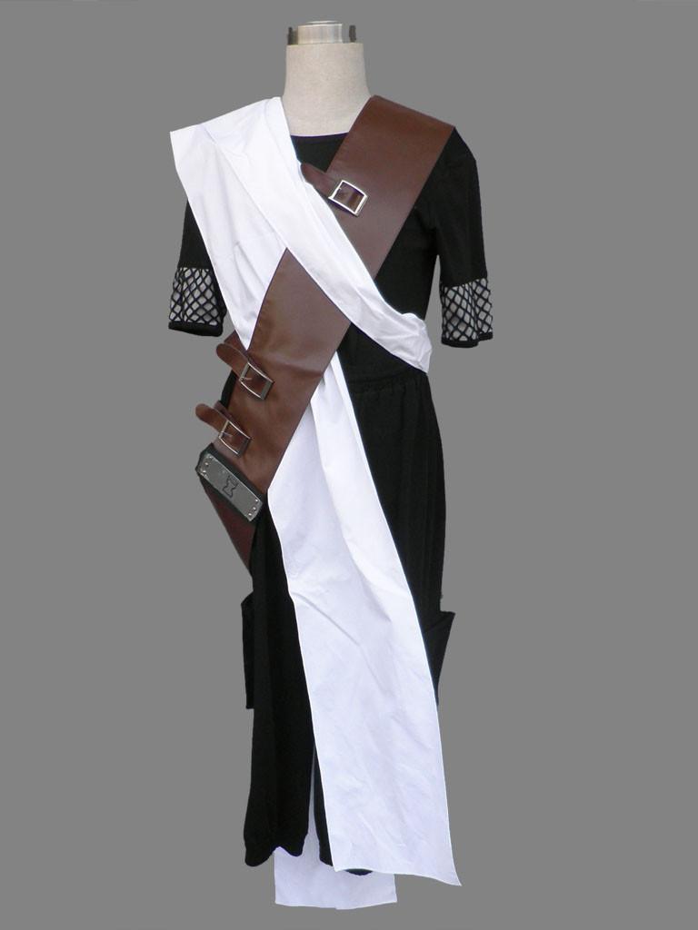 NARUTO anime cosplay Sabaku no Gaara costume halloween costumes(China (Mainland))