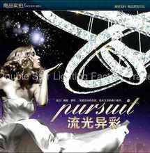 Hot sale Diamond Ring LED Crystal Chandelier Light Modern LED Lighting Circles Lamp 100% Guarantee Fast and Free Shipping(China (Mainland))